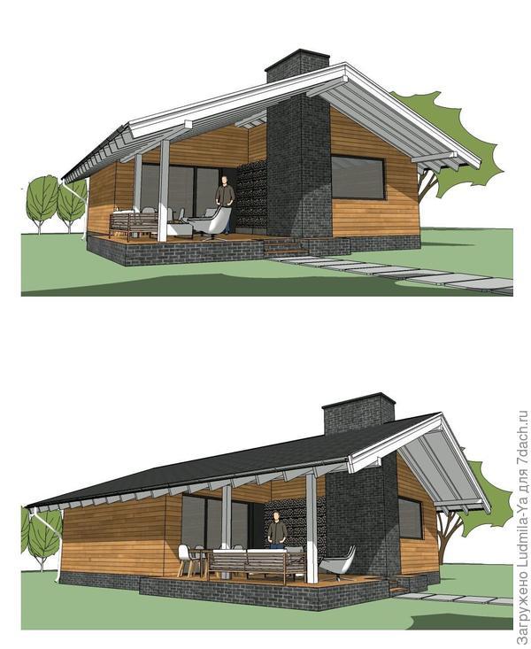 Архитектура бани 2