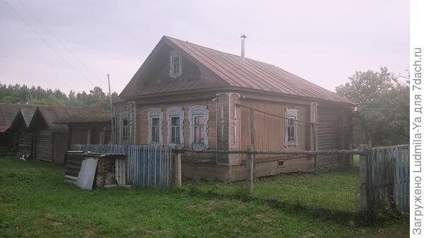 13. старый дом (вид справа, сбоку)