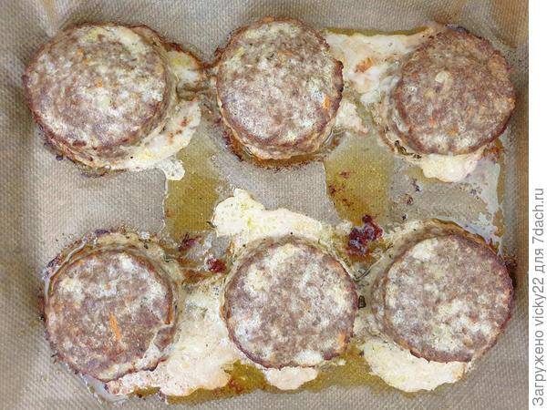 Гречаники, запеченные в духовке - пошаговый рецепт приготовления с фото