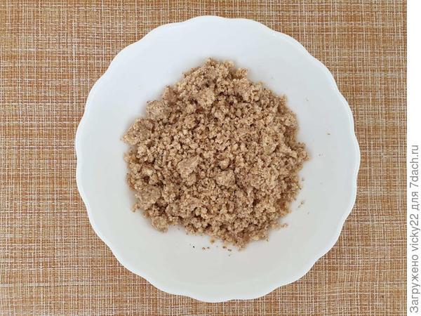 Баклажаны с соусом сациви - пошаговый рецепт приготовления с фото
