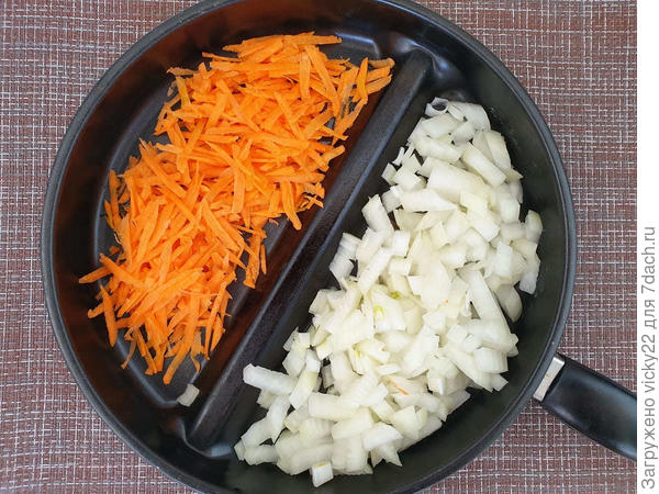 Постный плов с белыми грибами - пошаговый рецепт приготовления с фото