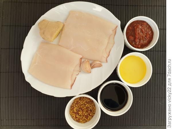 Кальмар-гриль по-азиатски - пошаговый рецепт приготовления с фото