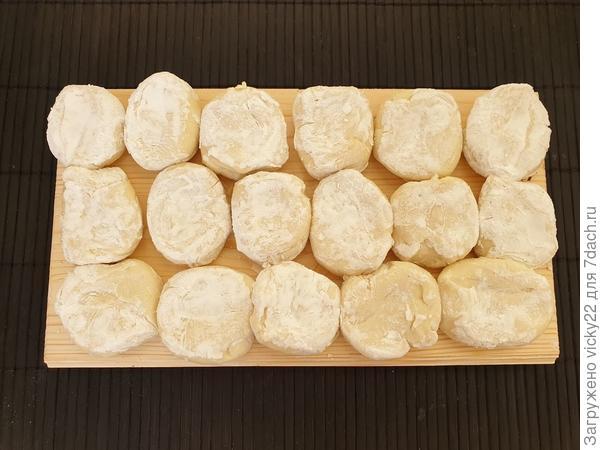 Азиатские пельмени с морепродуктами - пошаговый рецепт приготовления с фото