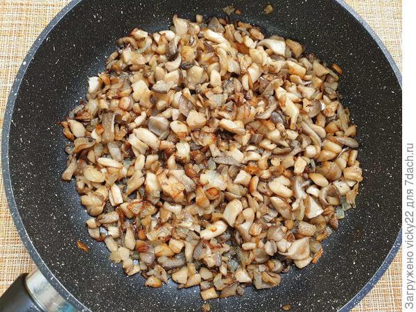 Самоса с картофелем и грибами - пошаговый рецепт приготовления с фото