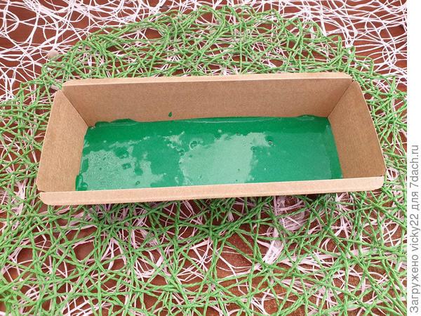 Пасхальный кекс; Зайка на лужайке; пошаговый рецепт приготовления с фото