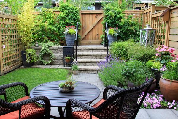 Существует ли универсальный рецепт построения садового пространства?
