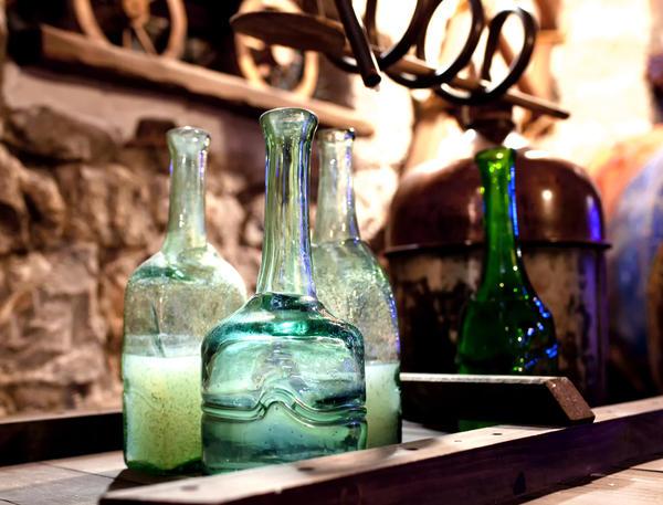 При приготовлении напитка важно оставить вещества, отвечающие за аромат