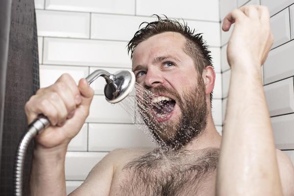 Контрастный душ вернет вас к жизни