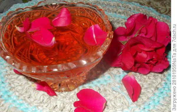 Сироп из роз