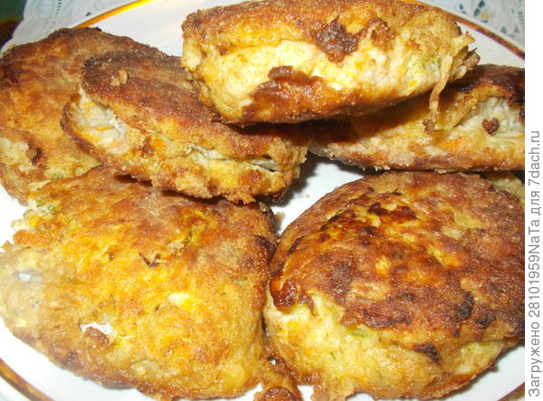 Рыба в овощном кляре - пошаговый рецепт приготовления с фото