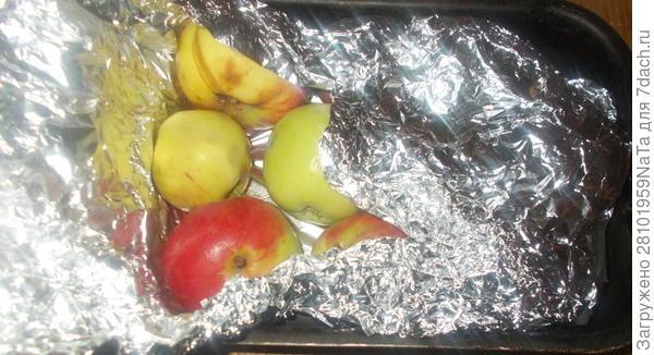 Майонез из запеченных яблок - пошаговый рецепт приготовления с фото