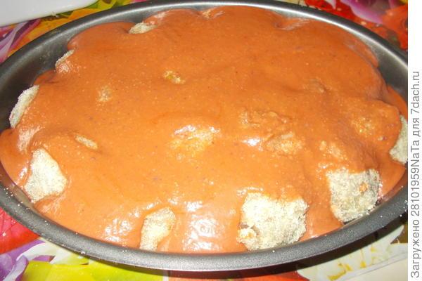 Биточки с соусом из черных бобов - пошаговый рецепт приготовления с фото