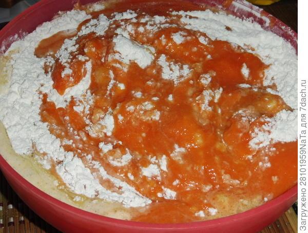Бразильский морковный пирог с шоколадной глазурью. Пошаговый рецепт с фото