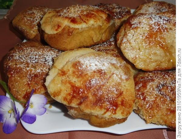 Рецепт сладких мексиканских булочек «Кончас» (Conchas)