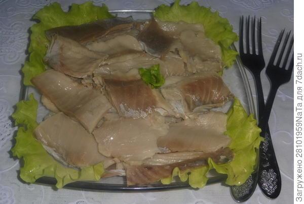 Рецепт домашнего посола рыбы: малосольная кета. Пошаговые фотографии