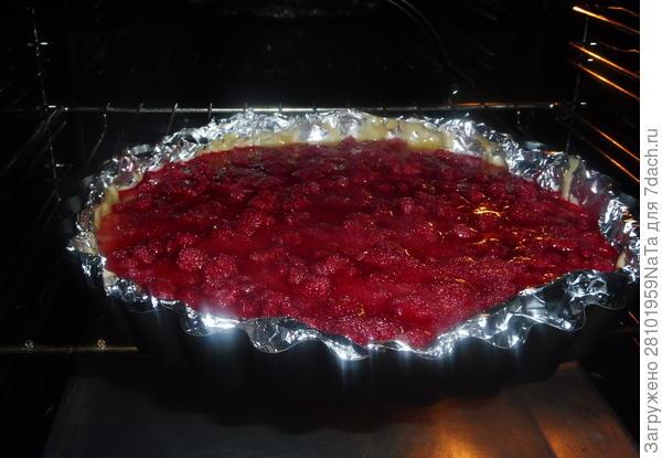 Пирог с ягодами на топленом молоке. Пошаговый рецепт приготовления с фотографиями