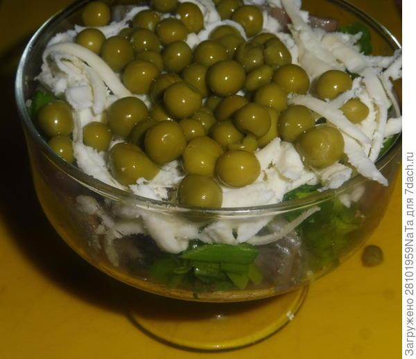 Сельдь; Под новой шубой. Рецепт приготовления салата с пошаговыми фотографиями