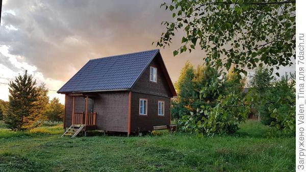 Мой дачный дом