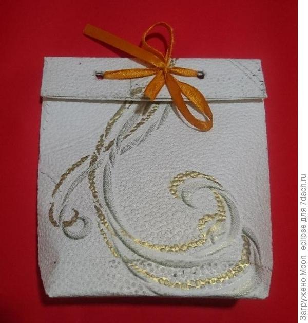 Пакетики для хранения или для подарочной упаковки