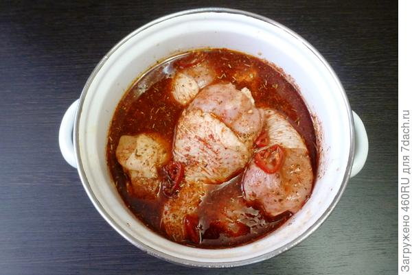 Куриные ножки, маринованные с чаем и соевым соусом. Пошаговый рецепт с фото