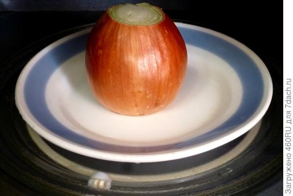Как нарезать лук и не заплакать - пошаговый рецепт приготовления с фото