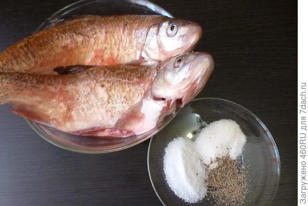 Язь семужного посола - пошаговый рецепт приготовления с фото