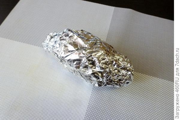 Запеченный батат - пошаговый рецепт приготовления с фото