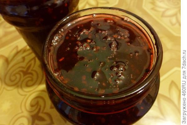 Желе из красной смородины по рецепту Элизабет Дэвис с пошаговыми фотографиями