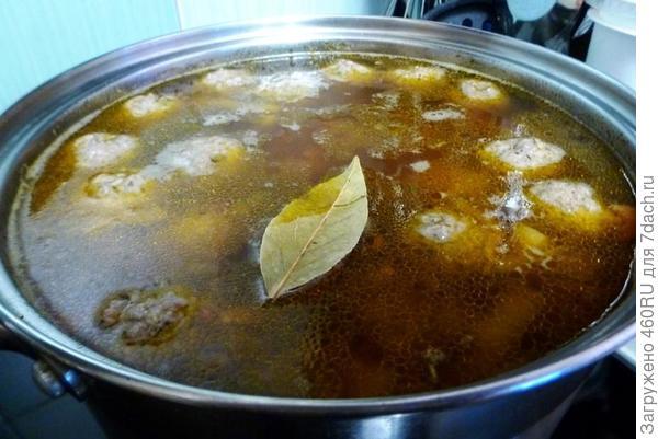 Суп из чечевицы с фрикадельками. Пошаговый рецепт приготовления с фото