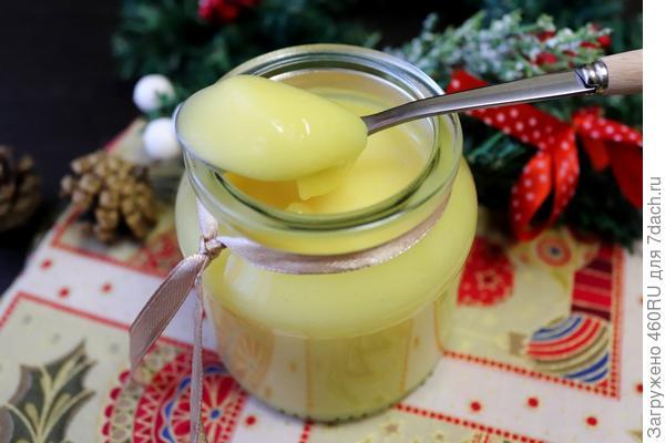 Лимонный курд. Пошаговый рецепт с фото