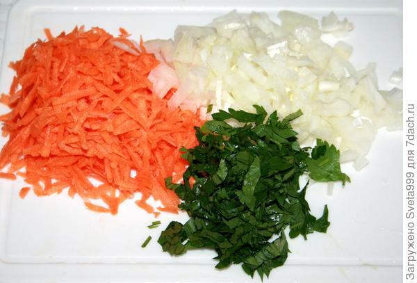 Карась с овощами в микроволновке - пошаговый рецепт приготовления с фото