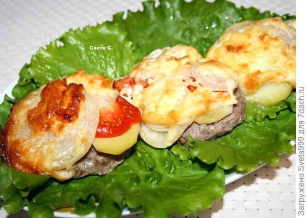 Шницель по-французски - пошаговый рецепт приготовления с фото