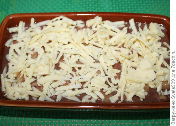 Запеканка из печени с макаронами - пошаговый рецепт с фото
