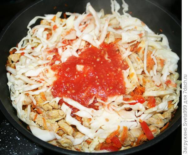 Лапша с мясом и овощами. Рецепт приготовления с пошаговыми фотографиями