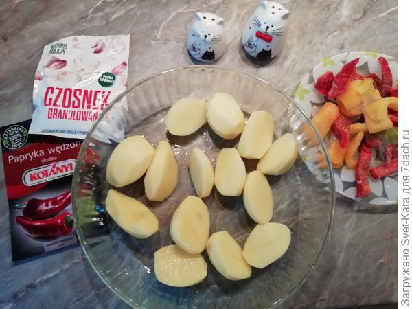 Рулька с картофелем в духовке - пошаговый рецепт приготовления с фото