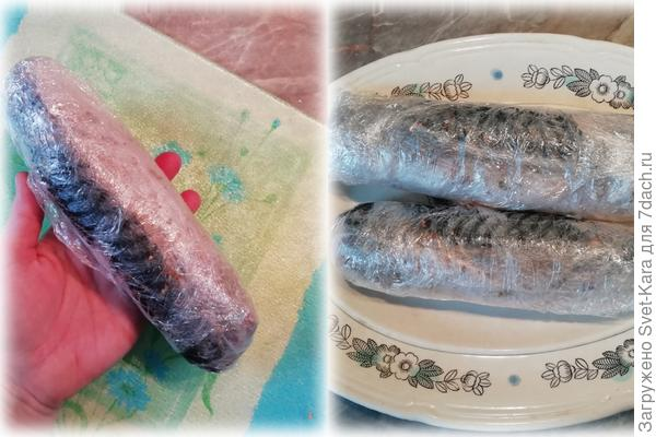 Скумбрия малосольная; Мурманское сало. Пошаговый рецепт с фото