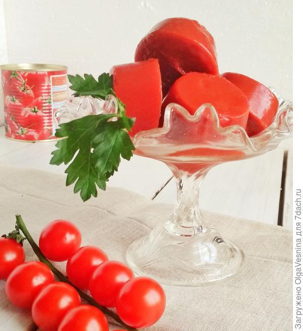 Хранение томатной пасты