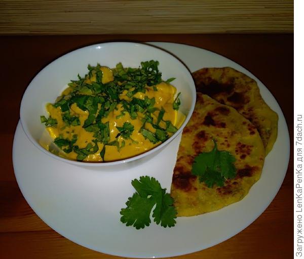 Чикен карри, или Курица карри по-индийски. Пошаговый рецепт с фото