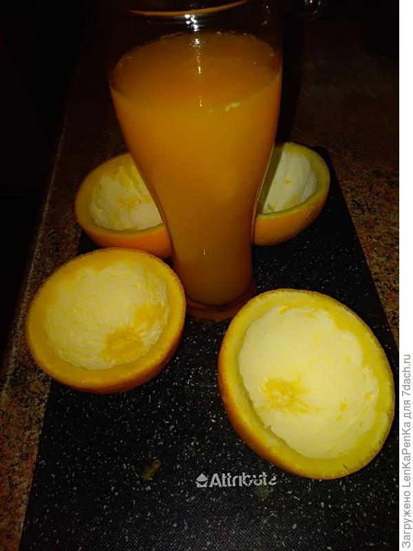 Ягодно-фруктовый десерт - пошаговый рецепт приготовления с фото