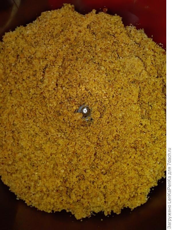 Польворонес: печенье из песочного теста с миндалем. Рецепт с пошаговыми фотографиями