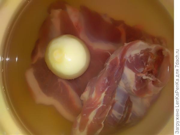 Литовские похмельные щи: со свининой и квашеной капустой. Рецепт с пошаговыми фотографиями
