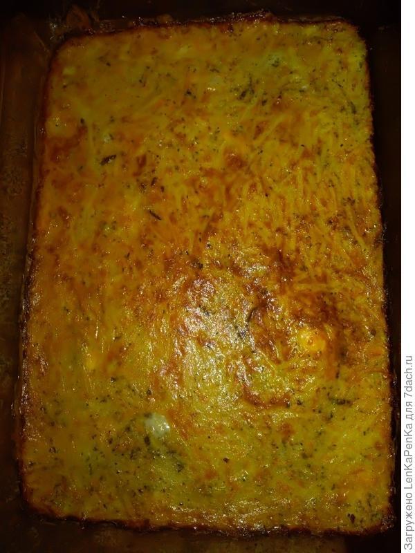 Родопский пататник (картофельник) с брынзой в духовке. Рецепт с пошаговыми фото