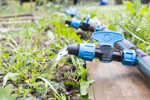 Летний водопровод необходимо подготовить к зиме