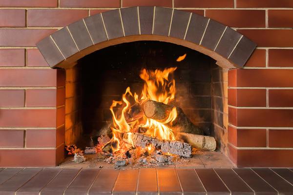 Если печь нагревается постепенно, кладка не трескается