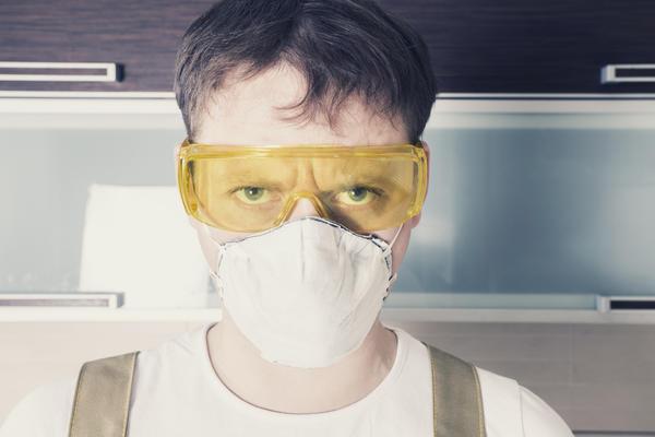 Вы пользуетесь строительными масками? Как вы их выбираете?