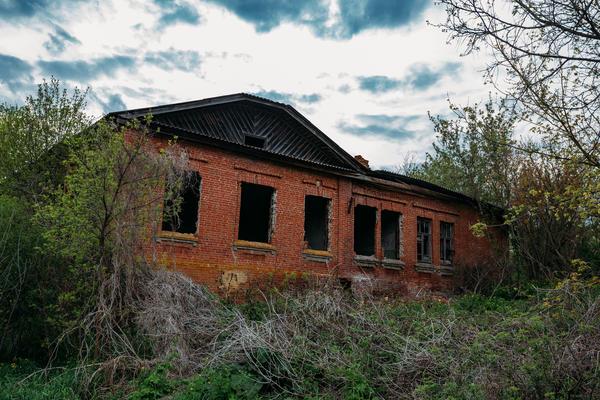 Можно ли восстановить старый кирпичный дом?