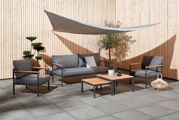 Уютный дачный уголок с мебелью от JYSK