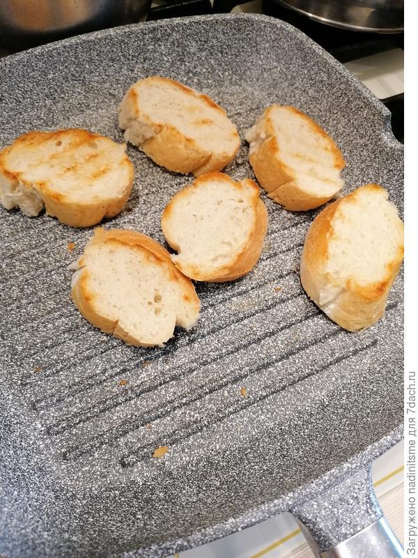 Быстрая закуска - брускетты - пошаговый рецепт приготовления с фото
