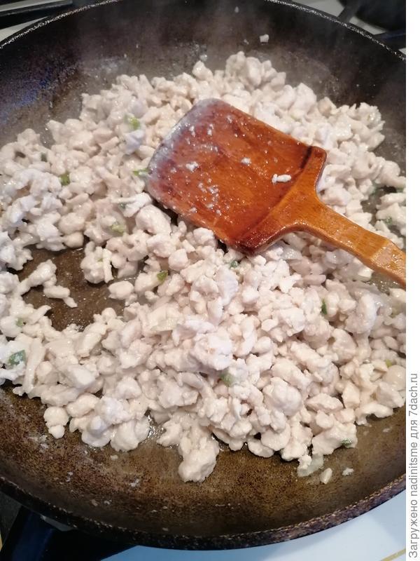 Вонтоны, или Жареные китайские пельмени - пошаговый рецепт приготовления с фото