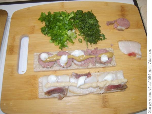 Завтрак на скорую руку - пошаговый рецепт приготовления с фото